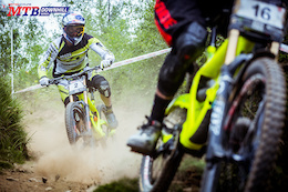 Practice Report: British Downhill Series 2015 - Rhyd Y Felin