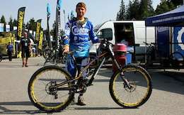 Tech from the Pits - World Cup DH, Lenzerheide