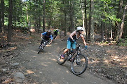 Thunder Mountain - New England's Newest Downhill Park
