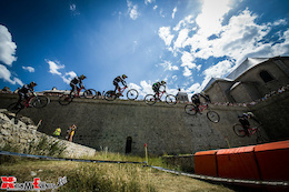 Urban Downhill: Filip Polc Crowned King of Briançon