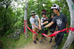 Greenhorn Beginner Trail Now Open at Mountain Creek