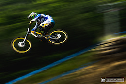 Photo Epic: Air Canada - Practice Day, Mont Sainte Anne DH World Cup