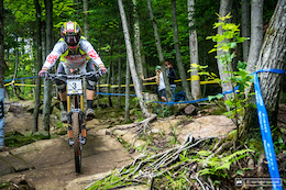 Video: Mont Sainte Anne World Cup DH - Finals Highlights