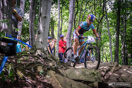 Photo Epic: Swiss Power - Mont Sainte Anne XC World Cup 2015