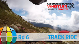 Video: Top of the World into Khyber - EWS Whistler, Track Ride