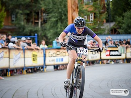 Fat Tire Crit Delivers Triple Champ to open Crankworx Whistler