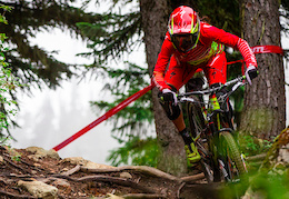 Photo Epic: Bringing Back the Fun - EWS Whistler, Practice