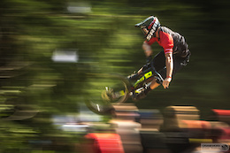 It Was All About Whips and Pumping at Crankworx Yesterday