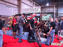 Astrix Sports at Interbike