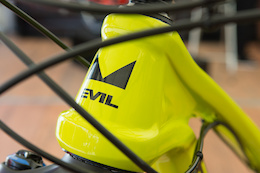 First Look: Evil Insurgent - Eurobike 2015