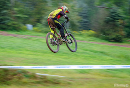 Race Report and Video: Vittoria ESC Downhill - Blue Mountain