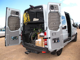 What Tyler Found: Van Life Edition - Interbike 2015