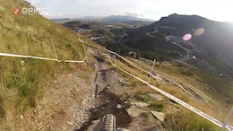 Course Preview: British Downhill Series 2015 - Antur Stiniog