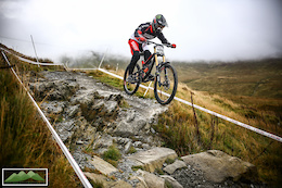 Race Report: British Downhill Series 2015 - Antur Stiniog