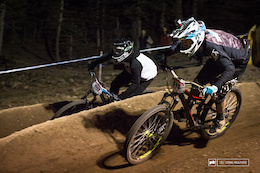 Video: Dual Slalom - Kamikaze Bike Games 2015
