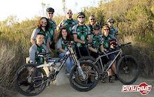 The Path bike shop launches inaugural 2007 Race Team