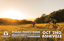 Freehub Magazine's Pisgah Photo Book Release Party