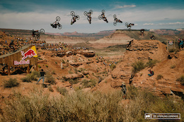 Video: The Battle To Make The Finals - Red Bull Rampage 2015