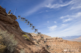 That's a Wrap: Red Bull Rampage 2015