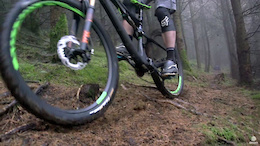 How To Ride Off-Camber Roots - Video