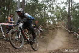 Australian National Downhill Series Round One, Mt Taylor - DH Finals