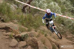 Mondraker Australia at Australian National Downhill Round One - Video