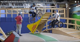 Ray's Odd Couple 2nd Place - Adam Hauck and Cory Wiergowski for Albe's BMX Mailorder - Video