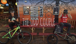 Andrew Taylor and Jeremy Ball win Ray's Odd Couple Contest - Video