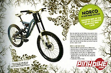 Norco A-Line Park Edition: Exclusive Bike of the Camp of Champions for 2007!