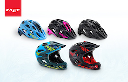 Win a MET Parachute or Lupo Helmet - Pinkbike's Advent Calendar Giveaway
