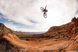 Vincent Tupin and Kyle Jameson Sending it in Utah - Video