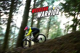 Ajay Jones is a Weekend Warrior - Video