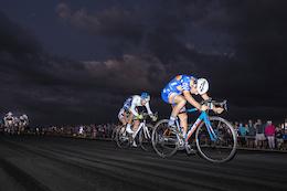 1.9 km of Smooth - Ride the Runway, Rotorua Bike Festival 2016