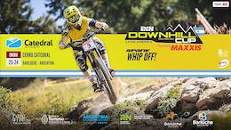 iXS Downhill Cup: South America - Bariloche