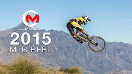 Captyvate 2015 MTB Reel  - Video