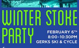Winter Stoke Trail Fundraiser: Tickets on Sale Now