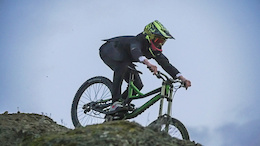 A Mountain Biker's Valentine - Video