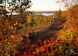 Trailforks Trail of the Month: Duluth, Minnesota