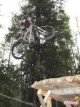 The Devinci Log Jam (and Fiona) Road Trip - Day 4 - where'd I put my 7 inch XC bike?