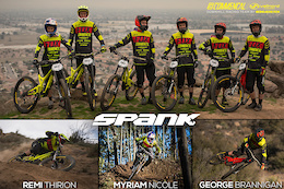 Spank Industries Expands World Cup Team