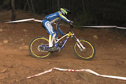 Sam Hill at the Australian National Champs - Video