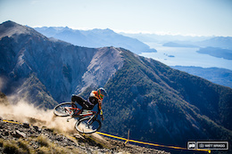 Sequence: Lew Buchanan's Crash - EWS 2016 Round 2, Bariloche