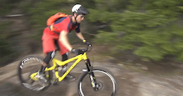 Getting Raw With Remy Metailler on the Trail Bike - Video