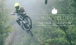 Simon Tellier, The New Generation - Video