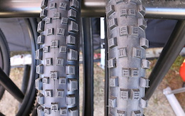 Vittoria's New DH and Enduro Tires - Sea Otter 2016