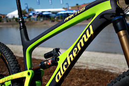 The Impossible Bike: Carbon Built Here in the USA  - Sea Otter 2016