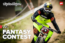 Troy Lee Designs - UCI WC DH - Cairns Fantasy Contest