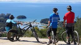 Kaiteriteri Bike Park with Mot Lodge
