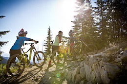 Fear of Missing Out: Whistler - Park Report