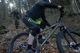 The Stanton Switchback Ti Goes 27.5+ - Video
